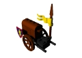 01463 Treasure Cart