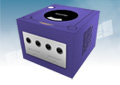 Paper Model - Gamecube - Blue