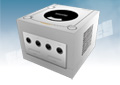Paper Model - Gamecube - Silver