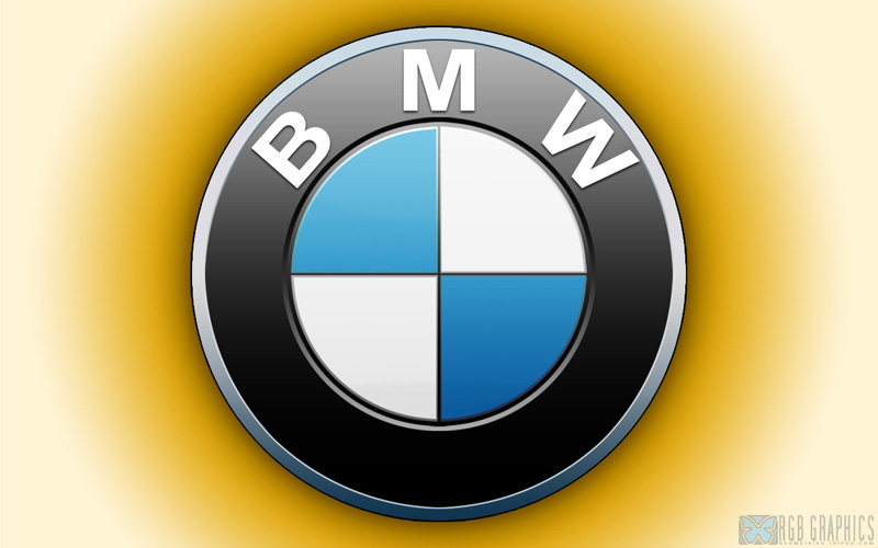bmw logo wallpaper. BMW Logo Wallpaper